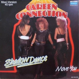 "Careen Connection - Shadow Dance / Move You (12"")"