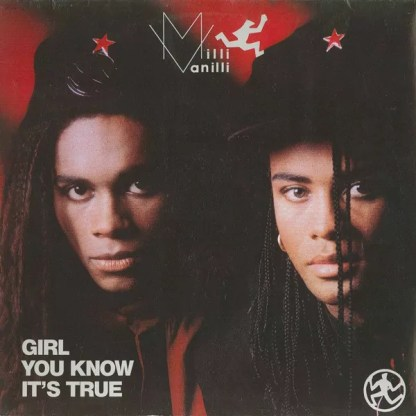 "Milli Vanilli - Girl You Know It's True (12"", Maxi)"