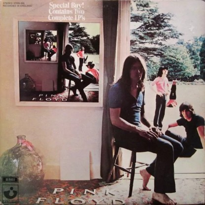 Pink Floyd - Ummagumma (2xLP, Album, RE, Win)