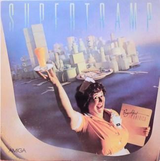 Supertramp - Breakfast In America (LP, Album)