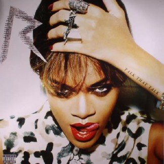 Rihanna - Talk That Talk (LP, Album, 180)