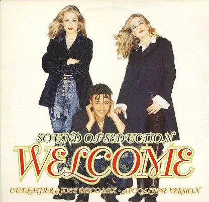 "Sound Of Seduction - Welcome (12"")"