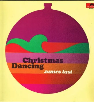 James Last - Christmas Dancing (LP, Album)