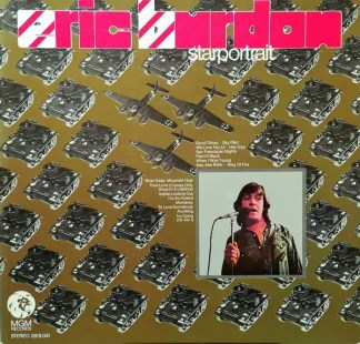 Eric Burdon - Starportrait (2xLP, Comp + Box)