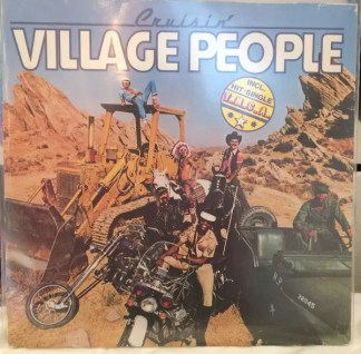 Village People - Cruisin' (LP, Club)