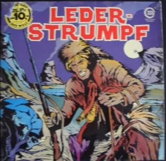 James Fenimore Cooper - Lederstrumpf (2xLP)