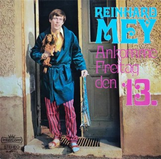Reinhard Mey - Ankomme Freitag Den 13. (LP, Album)