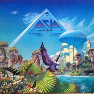 Asia (2) - Alpha (LP, Album)