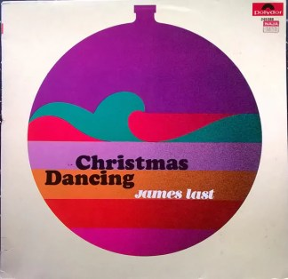 James Last - Christmas Dancing (LP, Album, RP)