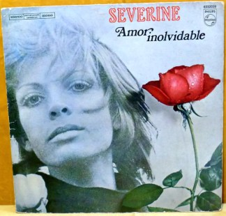 Séverine - Amor Inolvidable (LP, Album)