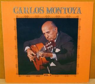 Carlos Montoya - Flamenco Fury Vol.2 (LP, Album)