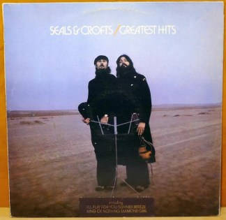 Seals & Crofts - Greatest Hits (LP, Comp)