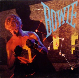 David Bowie - Let's Dance (LP, Album)