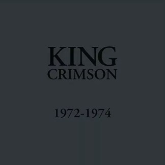 King Crimson - 1972 - 1974 (Box, Comp, Ltd + LP, Album, RE, RM, 200 + LP, Albu)