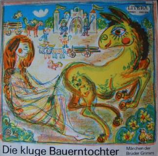 Brüder Grimm* - Die Kluge Bauerntochter (LP)