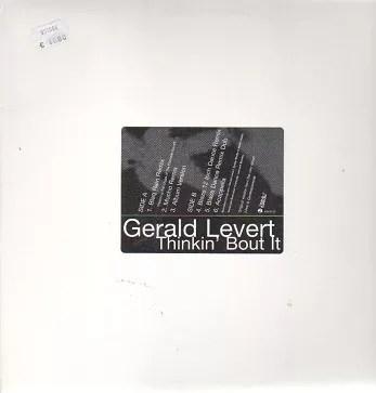 "Gerald Levert - Thinkin' Bout It (12"", Promo)"