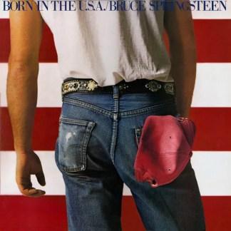 Bruce Springsteen - Born In The U.S.A. (LP, Album)