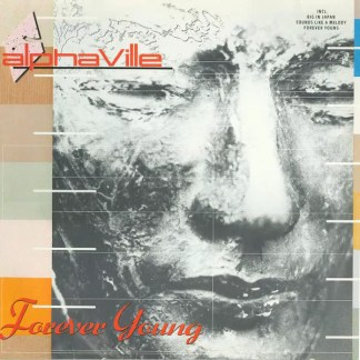 Alphaville - Forever Young (LP, Album)