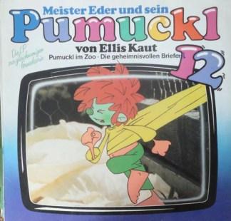 Ellis Kaut - Meister Eder Und Sein Pumuckl 12 - Pumuckl Im Zoo / Die Geheimnisvollen Briefe (LP)