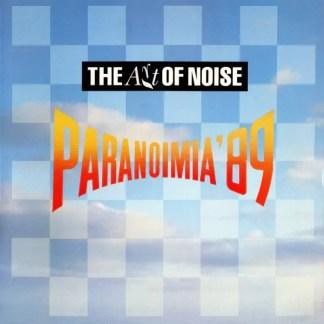 "The Art Of Noise - Paranoimia '89 (12"", Single)"