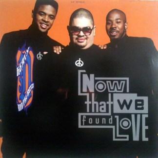 "Heavy D. & The Boyz - Now That We Found Love (12"", Single)"