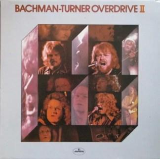 Bachman-Turner Overdrive - Bachman-Turner Overdrive II (LP, Album)
