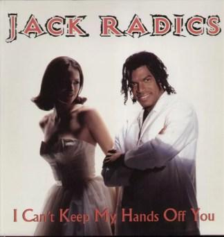 "Jack Radics - I Can't Keep My Hands Off You (12"", Promo)"