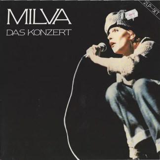 Milva - Das Konzert (2xLP, Album)