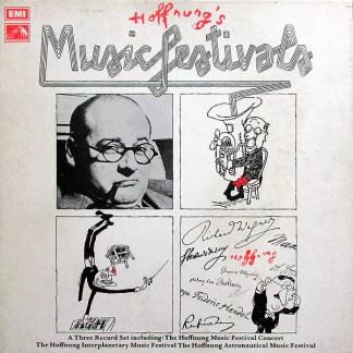 Gerard Hoffnung - Hoffnung's Music Festivals (3xLP + Box)