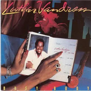 Luther Vandross - Busy Body (LP, Album)