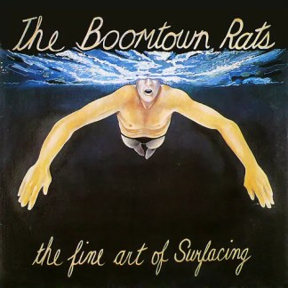 The Boomtown Rats - The Fine Art Of Surfacing (LP, Album, RE)