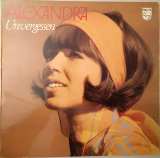 Alexandra (7) - Unvergessen (LP, Comp)