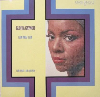 "Gloria Gaynor - I Am What I Am (12"", Maxi)"