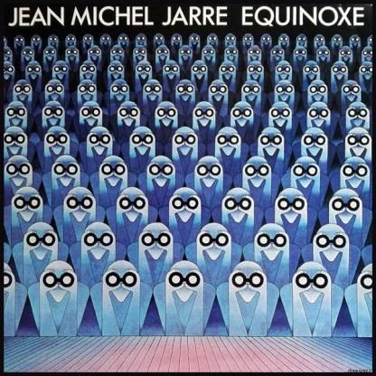 Jean Michel Jarre* - Equinoxe (LP, Album)