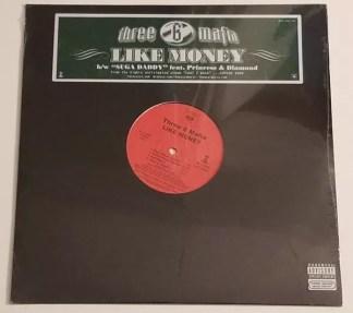 """Three 6 Mafia - Like Money / Sugar Daddy (12"""")"""