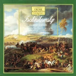 Tschaïkowsky* / Concertgebouw-Orchester Amsterdam* / Bernard Haitink - Orchesterwerke (LP)