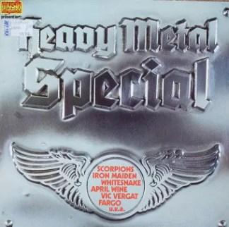 Various - Heavy Metal Special (LP, Comp)