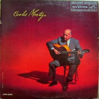 Carlos Montoya - Carlos Montoya (LP, Album, Mono)