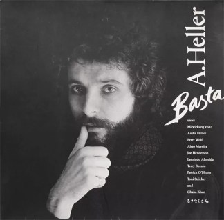 A. Heller* - Basta (LP, Album, Club)