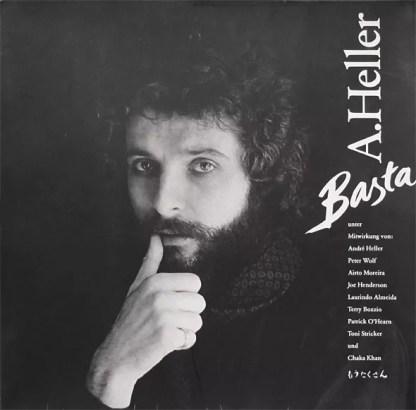 A. Heller* - Basta (LP, Album, Club)