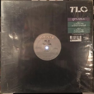 """TLC - Girl Talk (12"""")"""