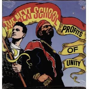 "The Next School - Profits Of Unity (12"")"