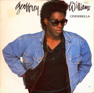 "Geoffrey Williams - Cinderella (12"")"