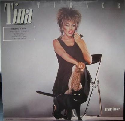 Tina Turner - Private Dancer (LP, Album)