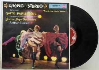 Offenbach* / Khachaturian* - Boston Pops Orchestra*, Arthur Fiedler - Gaîté Parisienne / Gayne Ballet Suite (LP, Album)