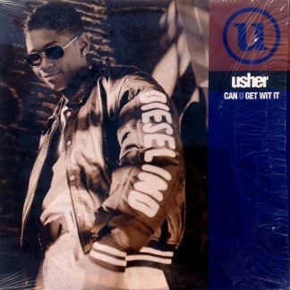 """Usher - Can U Get Wit It (12"""")"""
