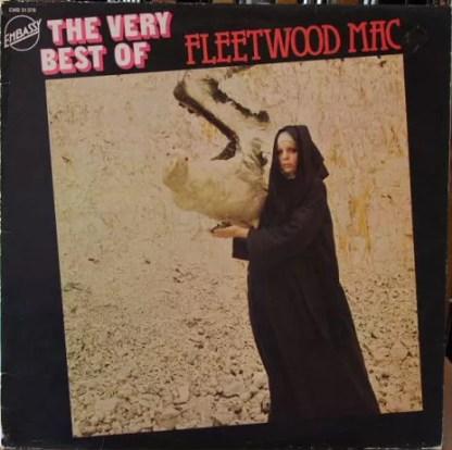 Fleetwood Mac - The Very Best Of Fleetwood Mac (LP, Comp, RE)