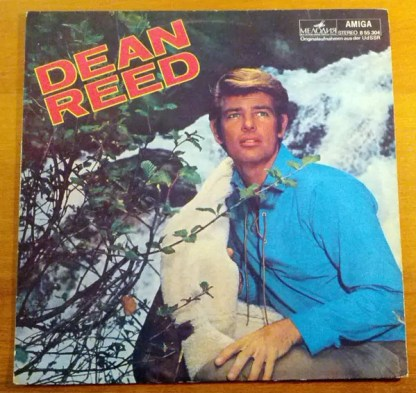 Dean Reed - Dean Reed (LP, Album, RE)