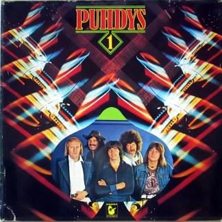 Puhdys - Puhdys 1 (LP, Comp)