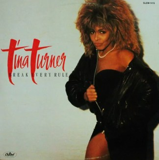 Tina Turner - Break Every Rule (LP, Album)